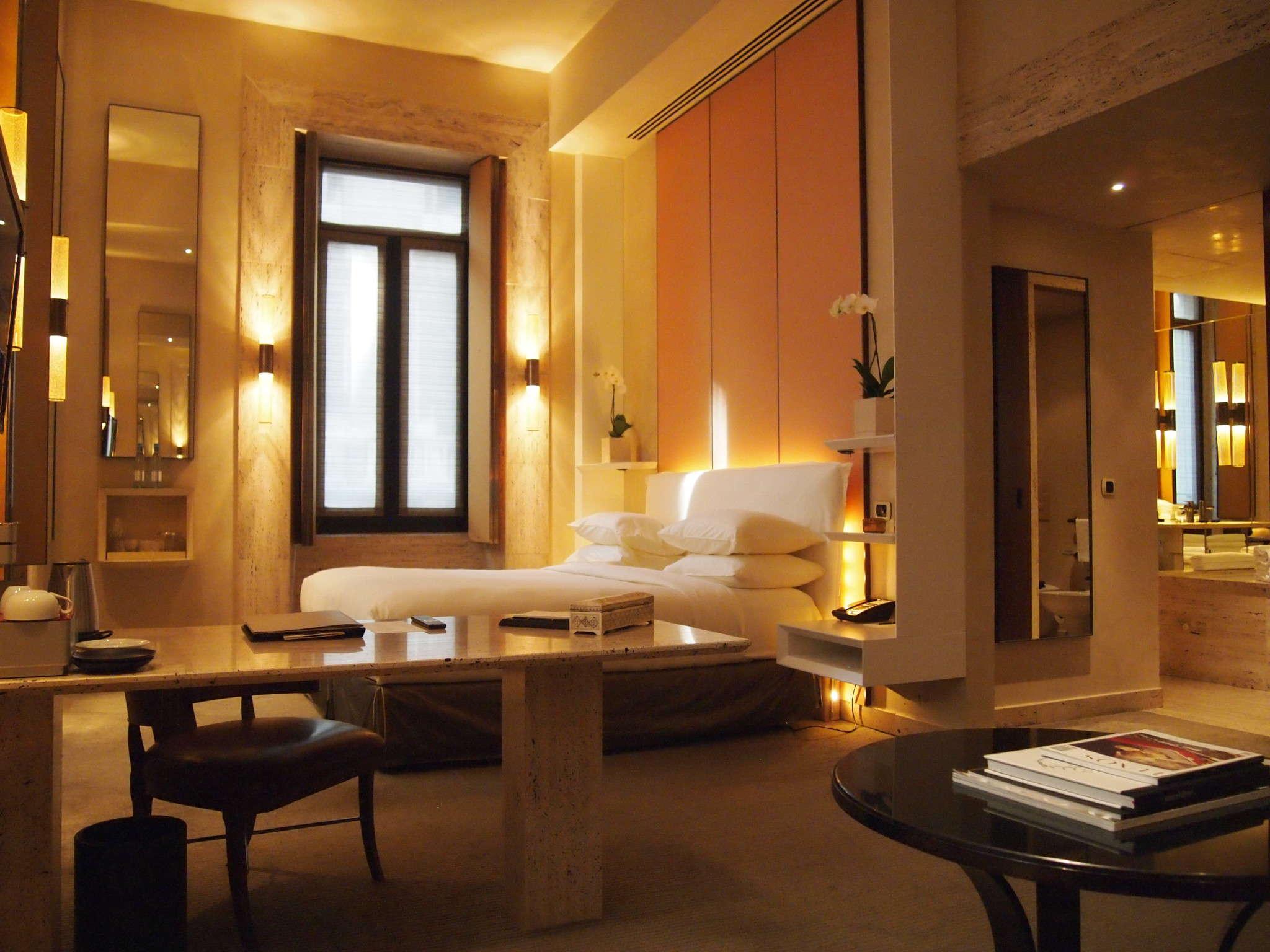 [Randy住宿紀錄] Park Hyatt Milan, Junior Suite 米蘭柏悅酒店小型套房