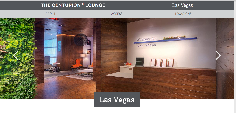 [Tom飛行記錄] American Express Centurion Lounge 體驗文 (4) – 拉斯維加斯國際機場 (LAS)