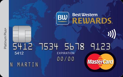[信用卡推薦] 加拿大居民唯一無年費旅館卡 MBNA Best Western Mastercard